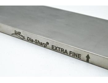 """D8E-8""""x3"""" Piedra de afilar grano 1200 diamante DMT DiaSharp D8E-3."""
