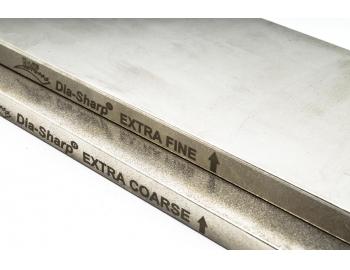 """D8E-8""""x3"""" Piedra de afilar grano 1200 diamante DMT DiaSharp D8E-4."""