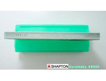 K0710-Piedra japonesa al agua afilar asentar 8000 Shapton Kuromaku K0710-5.