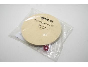 08M40.01-Disco pulir joyeria oro, bronce, cobre, aluminio dureza 5, 12mm, Veritas 08M40.01-2.