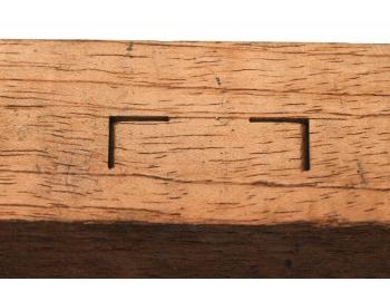 813410-Instalacion bisagras, chapas, formon 90° ancho 10mm Narex 813410-3.