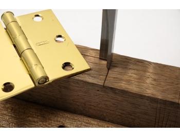 813410-Instalacion bisagras, chapas, formon 90° ancho 10mm Narex 813410-1.