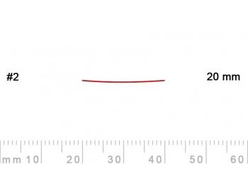 2/20-2/20, Pfeil, Gubia Recta corte 2, 20mm, semiplana-1.