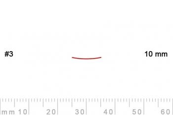 3/10-3/10, Pfeil, Gubia Recta corte 3, 10mm, semiplana-1.