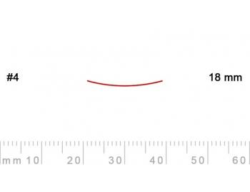 4/18-4/18, Pfeil, Gubia Recta corte 4, 18mm, semiplana-1.