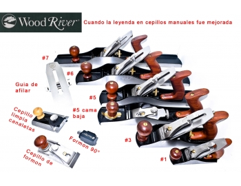 150875-Cepillo 5 bedrock garlopin para carpinteria WoodRiver 150875-5.