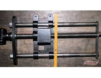 HVQ 516-Prensa de banco carpintero sujeción rápida York HVQ 516-2.