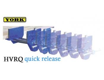 HVRQ 802-Prensa mediana frontal de banco ebanista sujeción rápida York HVRQ 802-2.