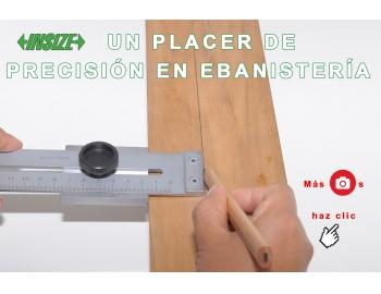7120-200A-Gramil regla de precision para marcar 0-200mm INSIZE 7120-200A-1.