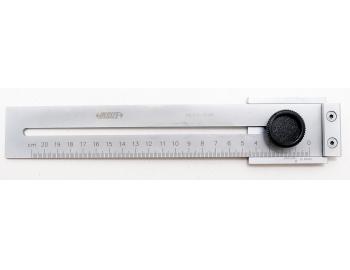 7120-200A-Gramil regla de precision para marcar 0-200mm INSIZE 7120-200A-5.