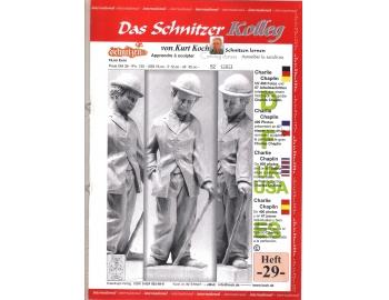 Koch_29-Revista KOCH 29 Aprende esculpir a comico Charlie Chaplin-1.
