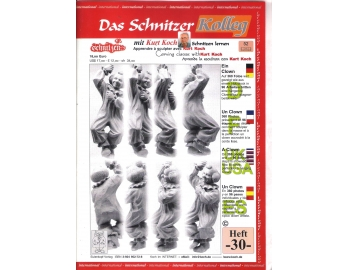 Koch_30-Revista KOCH 30 Aprende esculpir un payaso-1.