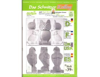 Koch_39-Revista KOCH 39 Aprende esculpir un búho-1.