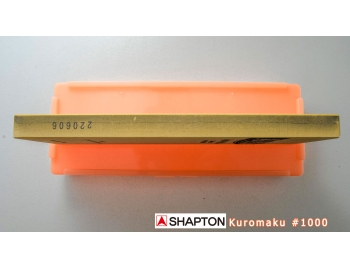 K0702-Piedra de afilar 1000 Shapton Kuromaku K0702-5.