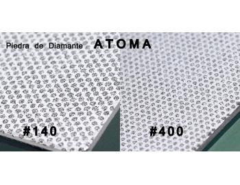 Atoma140/400-Aplanador piedras japonesas al agua doble cara Atoma 140/400-1.