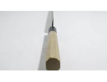 y33w1-Cuchillo Yanagi 33cm acero Shirogami #1 Yoshihiro y33w1-2.