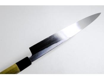 y27w2-Cuchillo Yanagi 27 cm acero Shirogami #2 Yoshihiro y27w2-5.