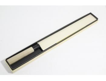 y27w2-Cuchillo Yanagi 27 cm acero Shirogami #2 Yoshihiro y27w2-6.