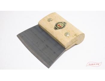 3803000-Raspador de piso con mango de madera Dos Cerezas 3803000-1.