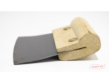 3803000-Raspador de piso con mango de madera Dos Cerezas 3803000-2.