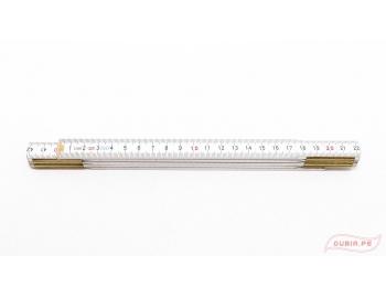K8060-Metro de carpintero 1m de madera Kinex K8060-2.