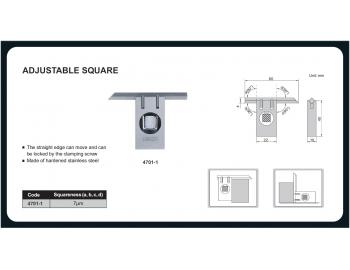 4701-01-Escuadrita ajustable y precisa medir angulo recto uniones caja 6x38 mm INSIZE 4701-01-3.