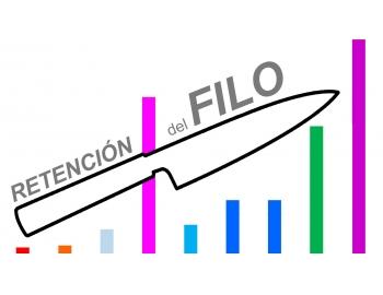 Maxima-Retencion-Mejores cuchillos de cocina x RETENCIÓN del FILO x Gubia PE-1.
