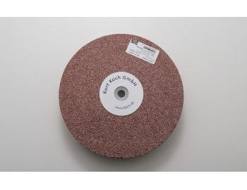 HT50235-Disco de esmeril cerámico 200X30mm Grano 220  sin destemplar acero KOCH HT50235-2.