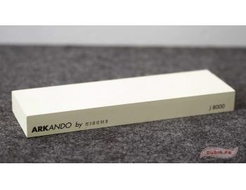 Zische8000-Piedra de asentar 8000 el filo 250x75x25mm ARKando Zische-1.