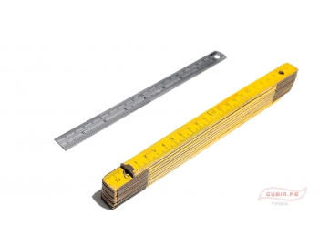 7110-200-Regla inoxidable 200mm Insize 7110-200-1.