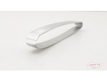 GUB0034-Pinzas de hueso de pescado Acero inoxidable SUS430 Oriental 12cm GUB0034-3.