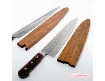 GUB0043-Protector de filo de cuchillo de madera personalizado GUB0043-3.