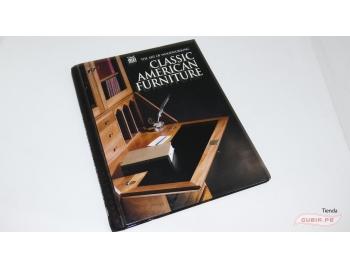 GUB0062-Libro de ebanisteria en ingles : Classic American Furniture-1.