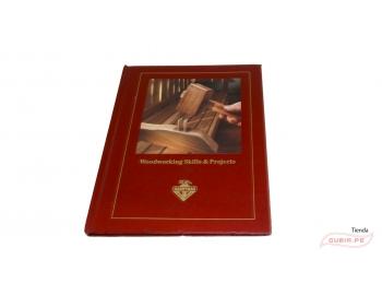 GUB0067-Libro de ebanisteria en ingles : Woodworking Skills and Projects-1.