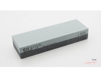 Zische120/600-Afilador de cuchillos grano 120/600 Silifix 150x50x25mm Zische-1.