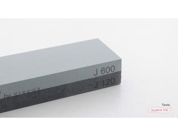 Zische120/600-Afilador de cuchillos grano 120/600 Silifix 150x50x25mm Zische-2.