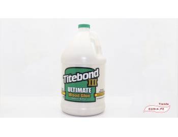 1416-TITEBOND III Ultimate pegamento para madera 3785 ml, 1 Galón 1416-1.