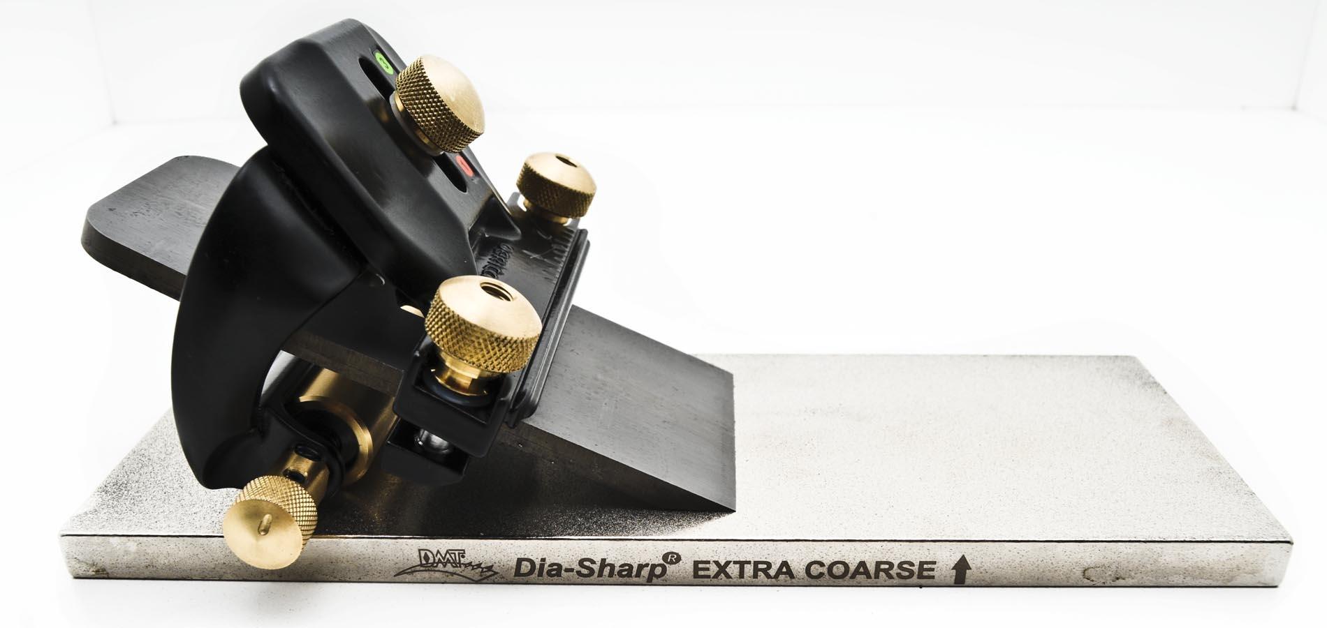 """D8E-8""""x3"""" Piedra de afilar grano 1200 diamante DMT DiaSharp D8E-max-5."""