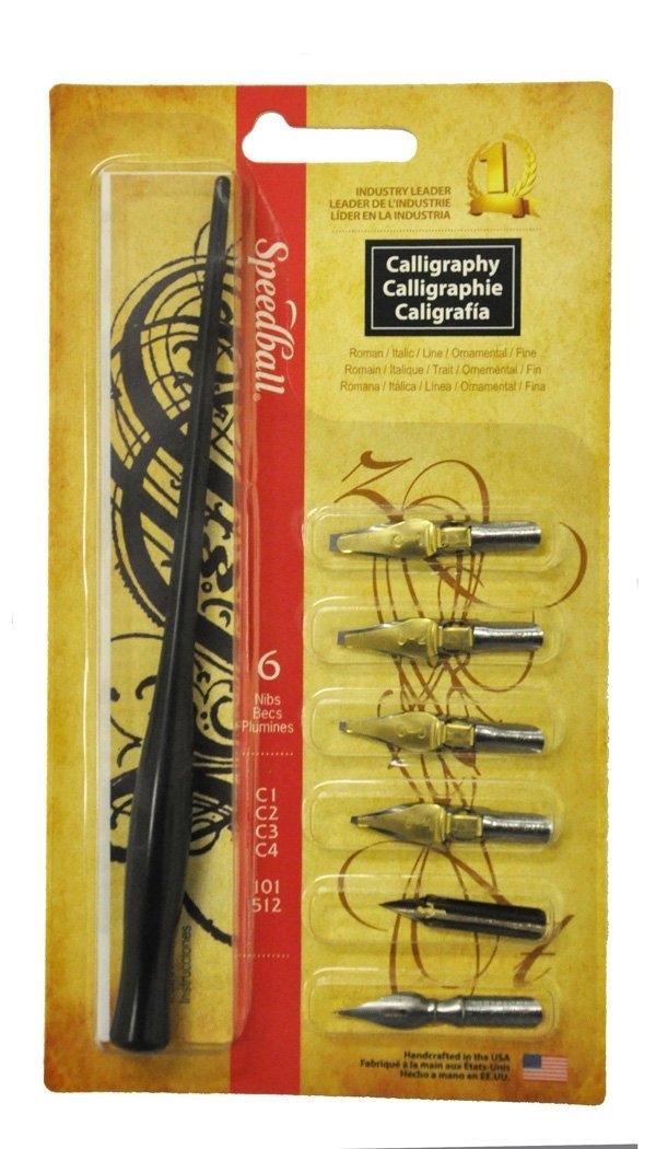 002961-Plumillas Set CALIGRAFIA Speedball 002961-max-1.