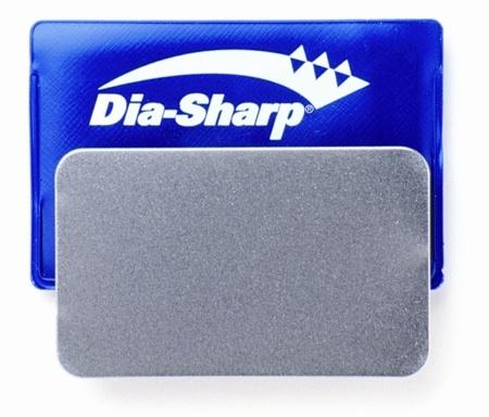 "D3C-3""x2"" Piedra de afilar grano 325 diamante DMT DiaSharp D3C-max-1."