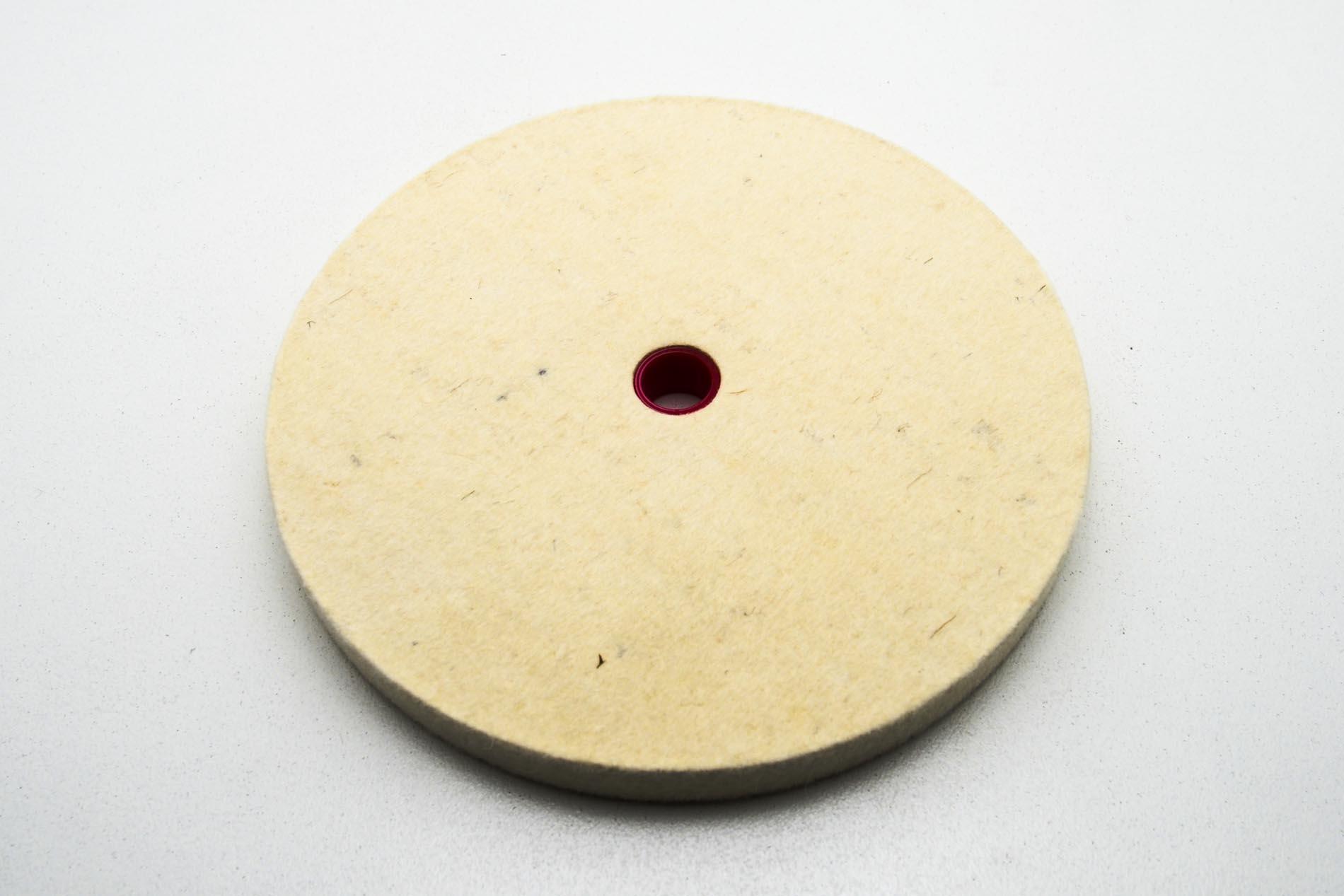 08M40.01-Disco pulir joyeria oro, bronce, cobre, aluminio dureza 5, 12mm, Veritas 08M40.01-max-1.