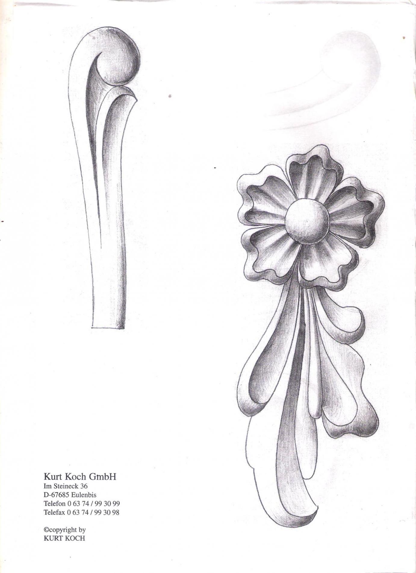 Koch_18-Revista KOCH 18 Aprende tallar en madera flores relieve basico-max-4.