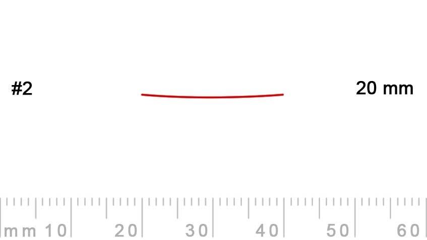 2/20-2/20, Pfeil, Gubia Recta corte 2, 20mm, semiplana-max-1.