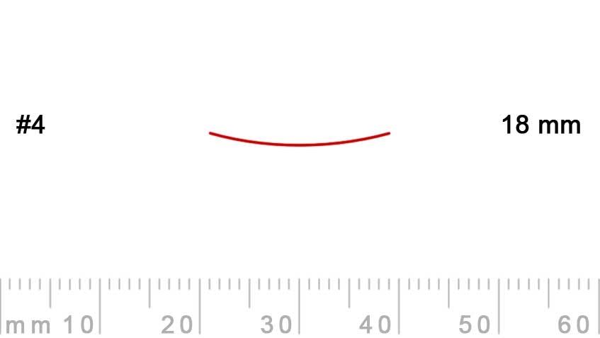 4/18-4/18, Pfeil, Gubia Recta corte 4, 18mm, semiplana-max-1.