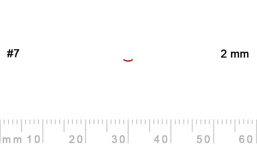 7/2-7/2, Pfeil, Gubia Recta corte 7, 2mm, curvada-max-1.