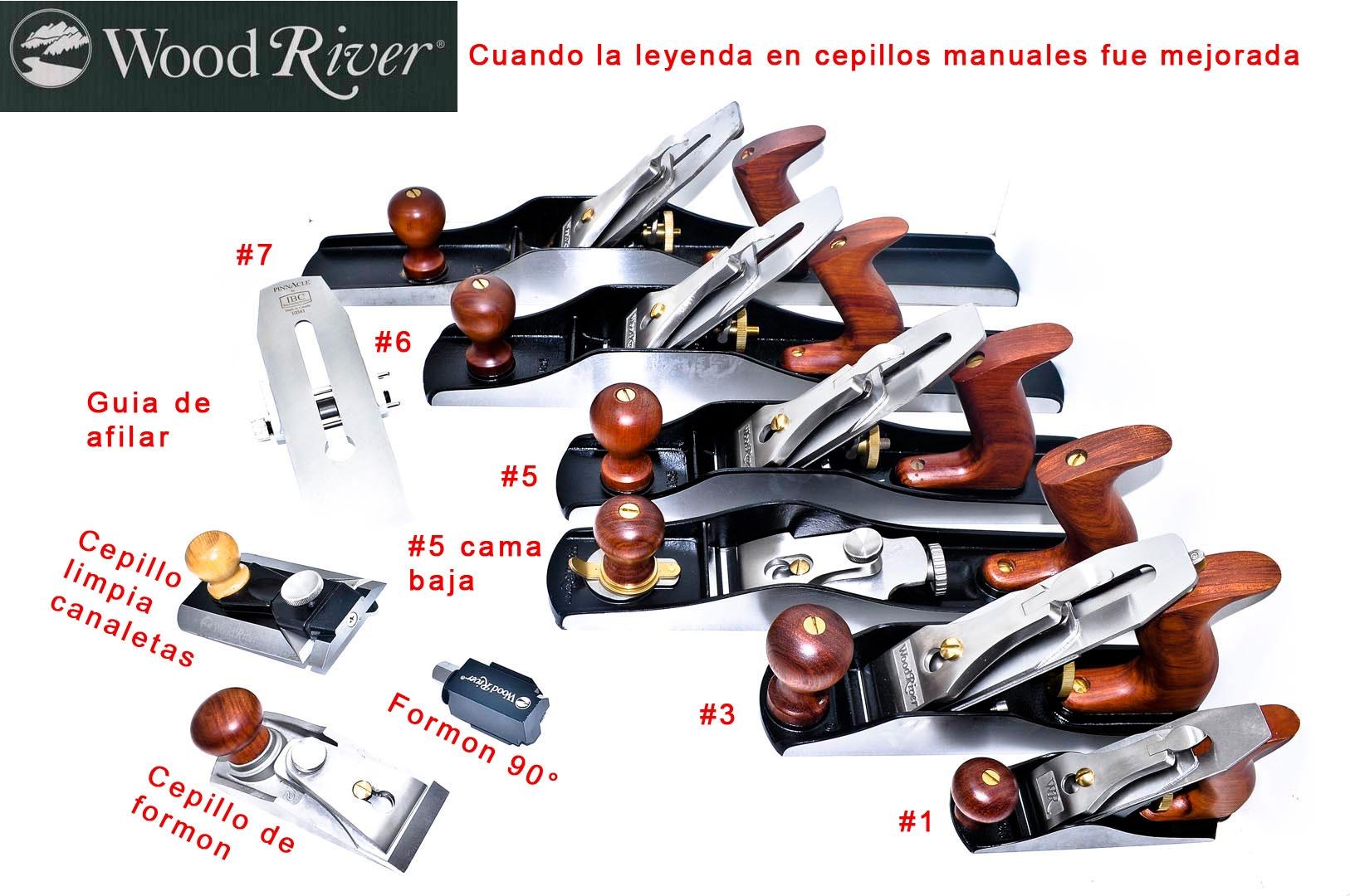 150873-Cepillo 3 bedrock de alisar manual de carpinteria WoodRiver 150873-max-6.