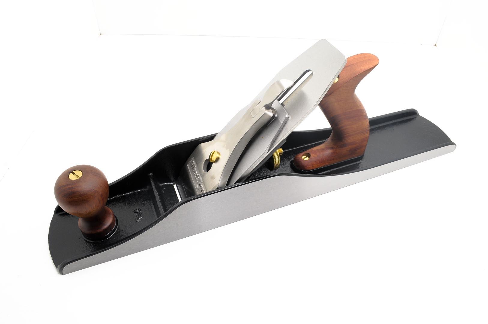 Cepillo garlopa 6 para madera fina woodriver 150876 - Cepillo madera electrico ...
