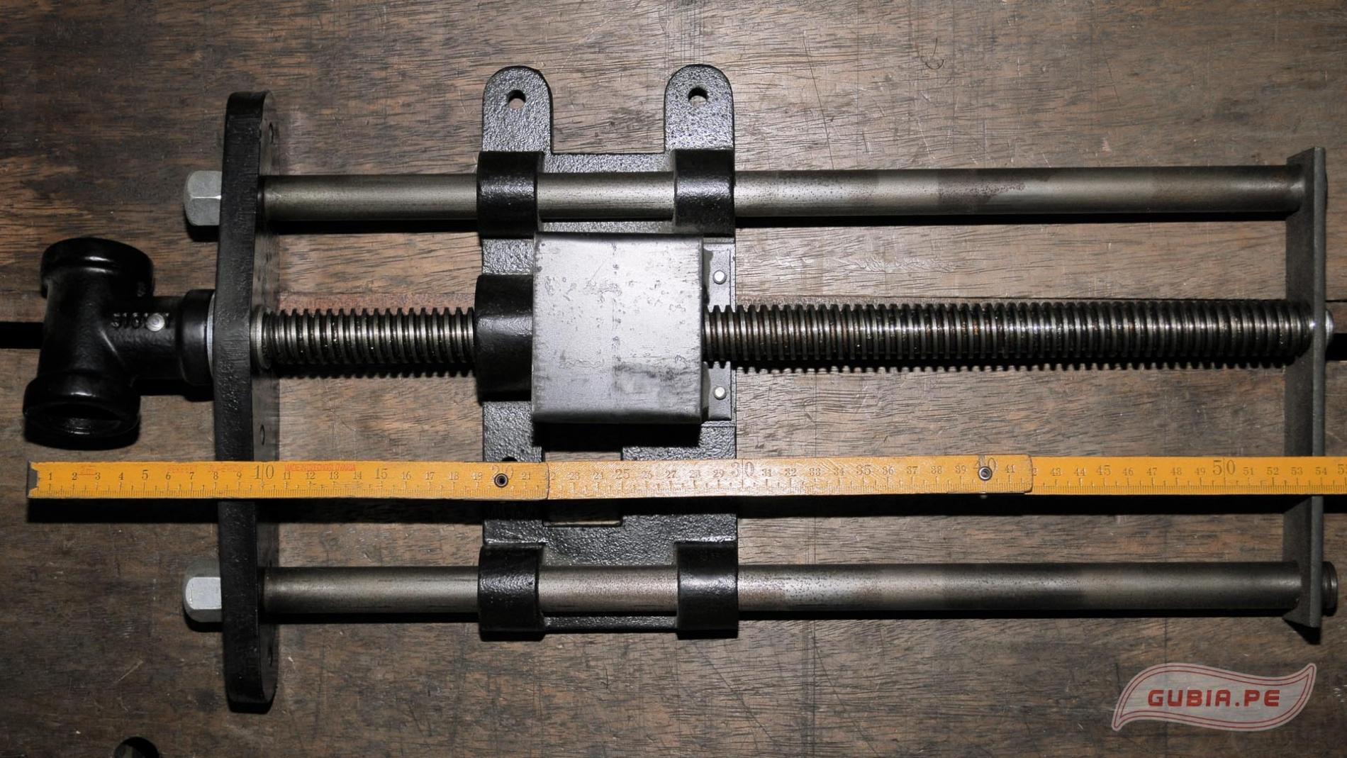 HVQ 516-Prensa de banco carpintero sujeción rápida York HVQ 516-max-3.
