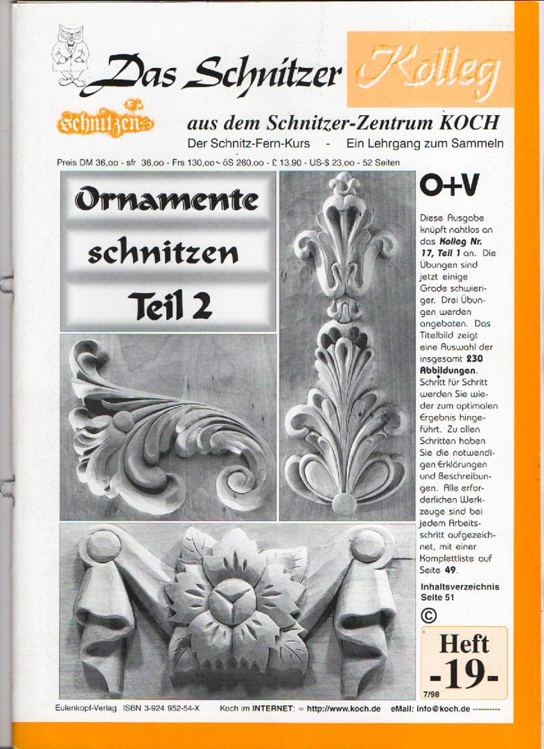 Koch_19-Revista KOCH 19 Tallar estilo ornamental Luis XV avanzado-max-1.