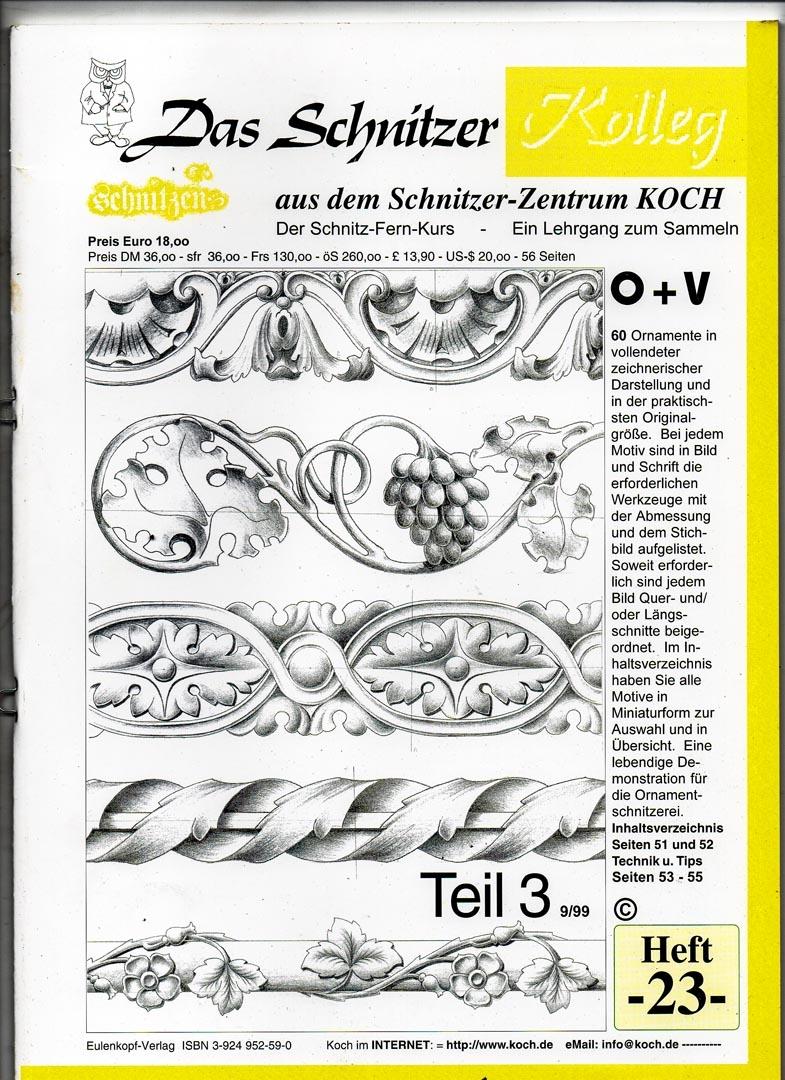 Koch_23-Revista KOCH 23 plantillas figuras ornamentales para muebles Luis XV-max-1.